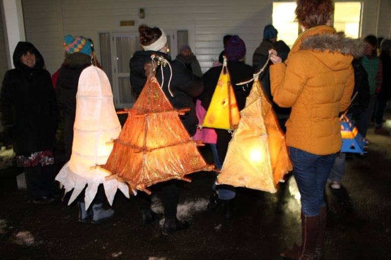 Winter Lanterns